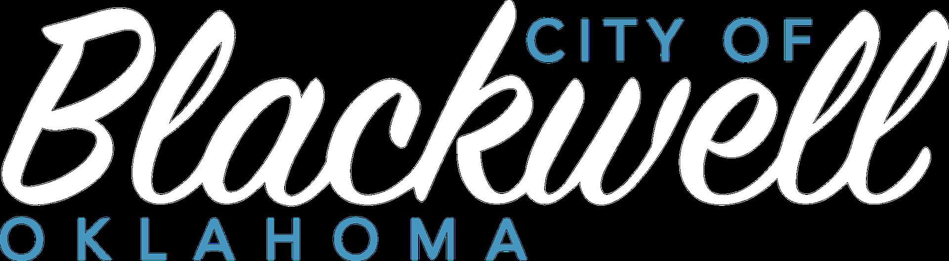 City of Blackwell, Oklahoma